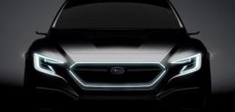 Subaru Viziv Performance je pravdepodbne predzvesť nového WRX