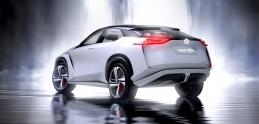 Nissan IMx: Elektrický koncept budúcnosti