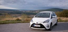 Test Toyota Yaris: Jednoduchosť a unikátne nápady