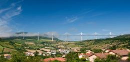 Najfascinujúcejšie cesty sveta 14: Viadukt Millau (vyberáme z archívu)