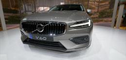 Autosalón Ženeva: Volvo V60 je krásne, ale rovnaké. Neobišli sme ani Polestar 1