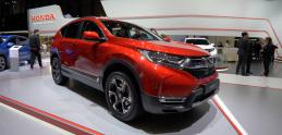 Autosalón Ženeva: Honda CR-V je hlavne o priestore