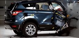 Sedem malých SUV prešlo nárazovými testami, americký Ford Kuga sklamal