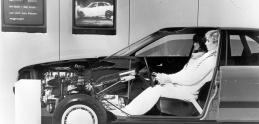 Audi dlho nechcelo airbagy a malo vlastné, netradičné riešenie bezpečnosti