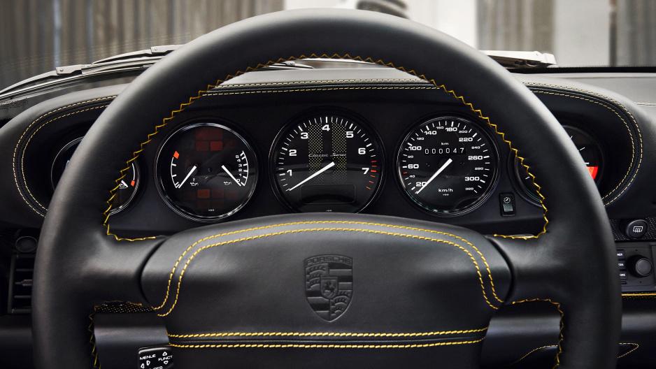 Porsche Project Gold 911 993