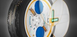Continental predstavil pneumatiku zajtrajška