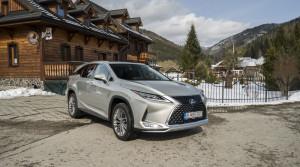Lexus RX L (2)